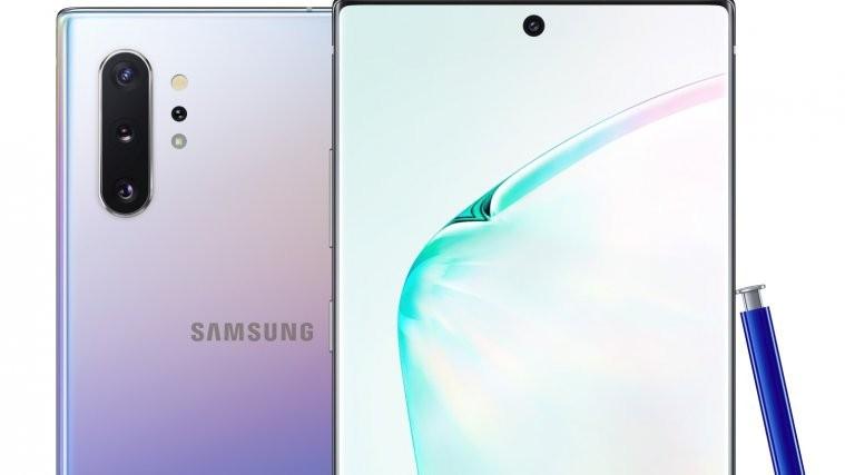 Galaxy Note 10 Plus update