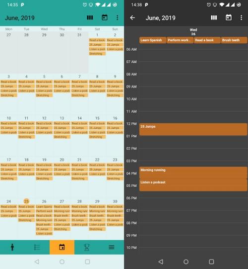 Habit tracking apps 01