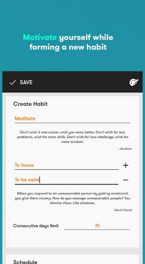 Habit tracking apps 24