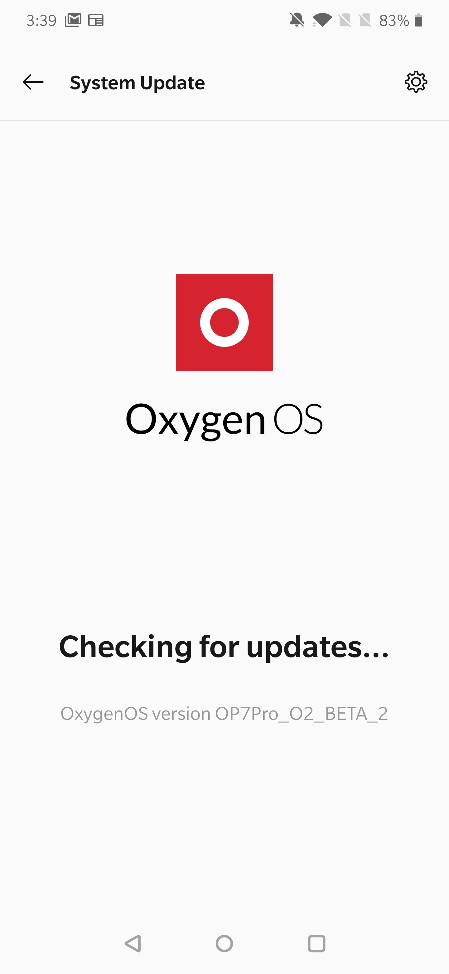 OnePlus 7 Pro check for Android 10 update