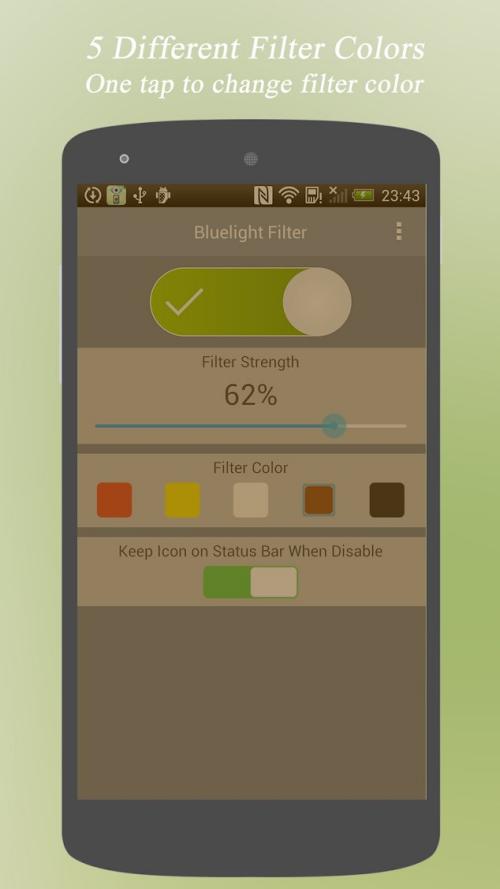 Blue light filter apps 10