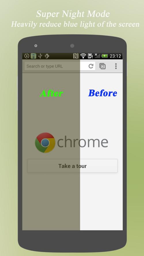 Blue light filter apps 12