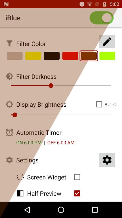 Blue light filter apps 15