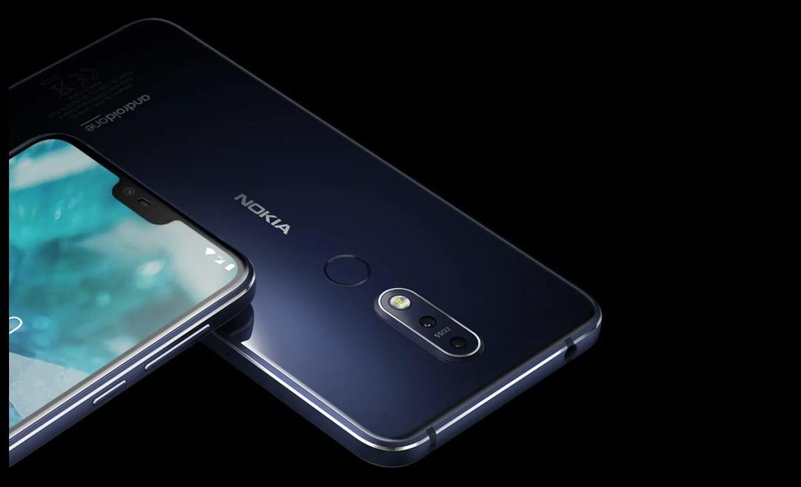 Nokia 7.1 update