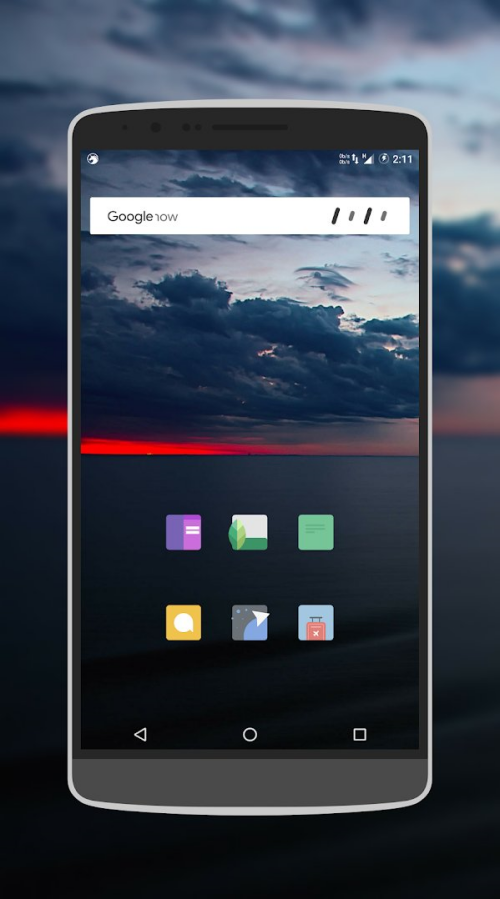 Square icon pack 14