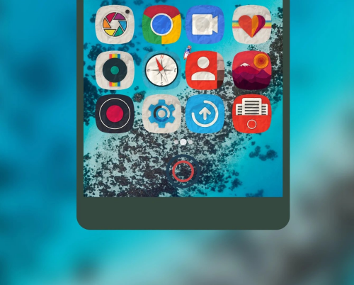 Square icon pack 22