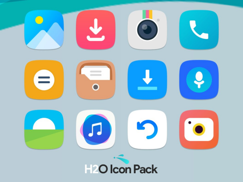 Square icon pack 28
