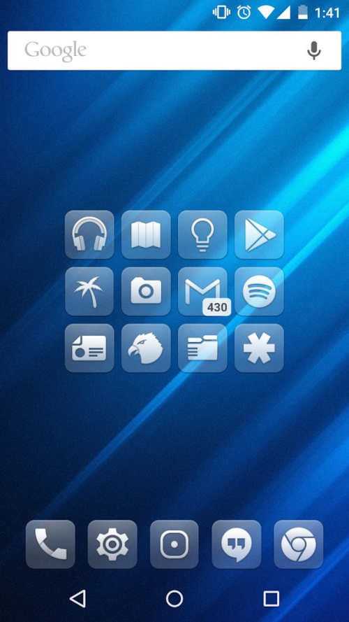 Square icon pack 43