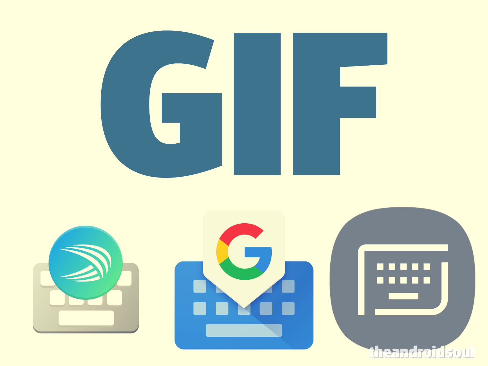 Create GIF in Keyboard
