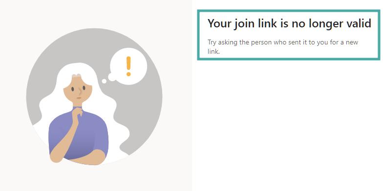 Como alterar o link de ingresso para sua organização no Microsoft Teams