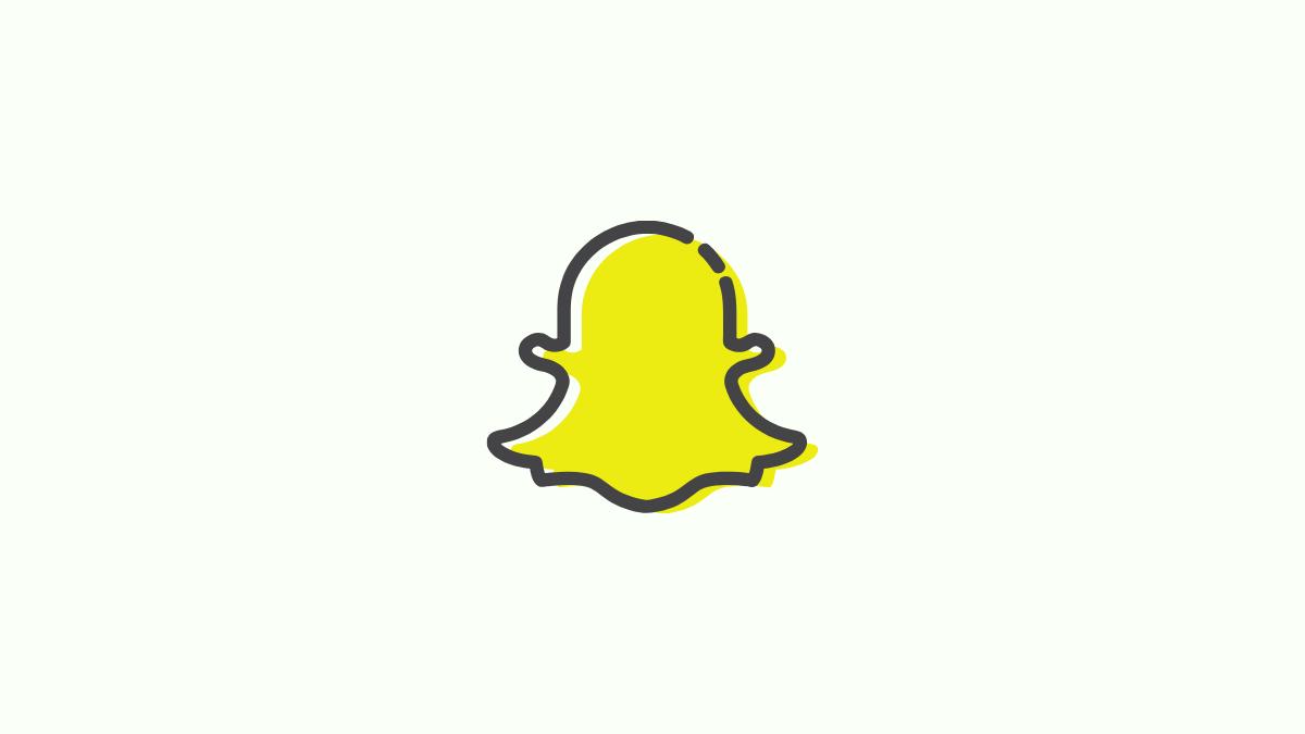 Make a list on Snapchat
