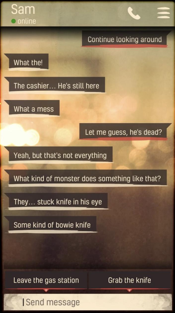 Dead City in-game screenshot
