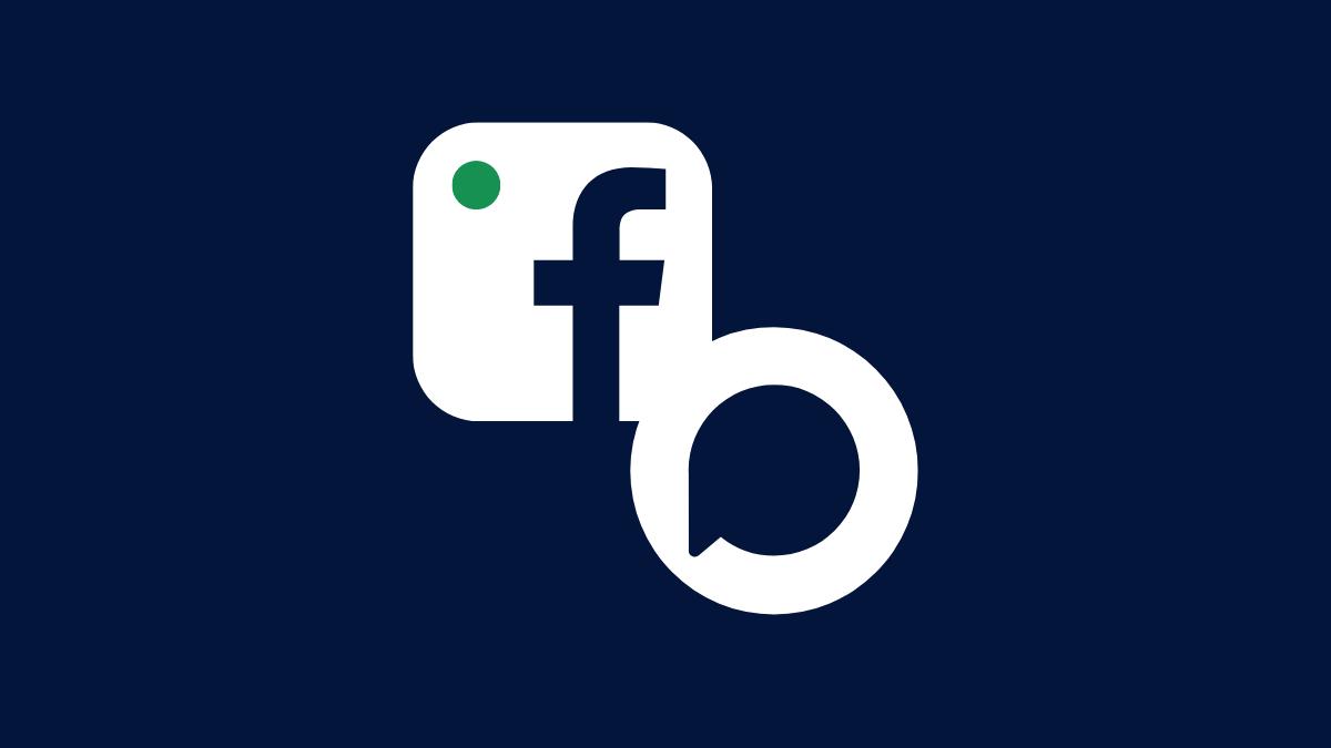Facebook Green Dot