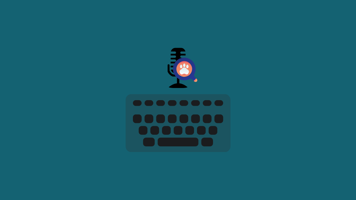 Microphone Icon Missing on Your Keyboard