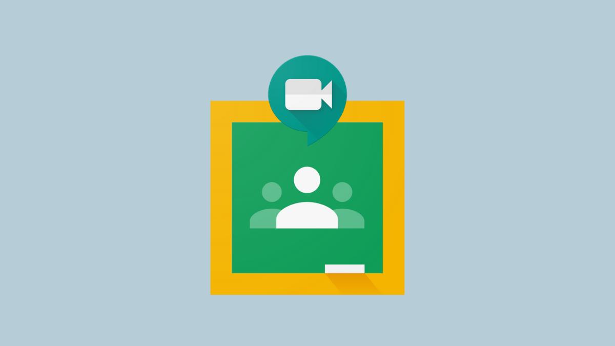 Google Meet in Google Classroom