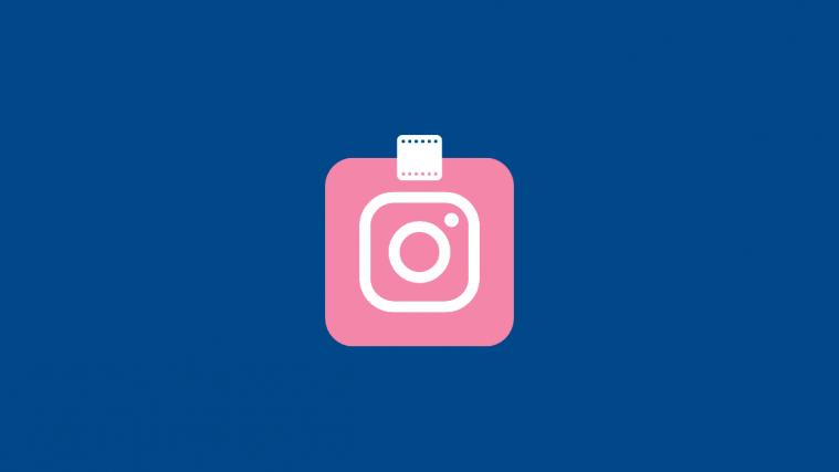 Reverse Reel on Instagram