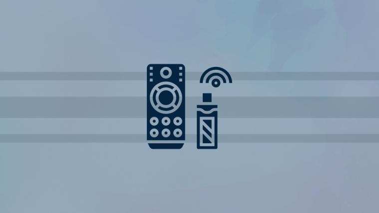 Text Banner Fire TV Stick