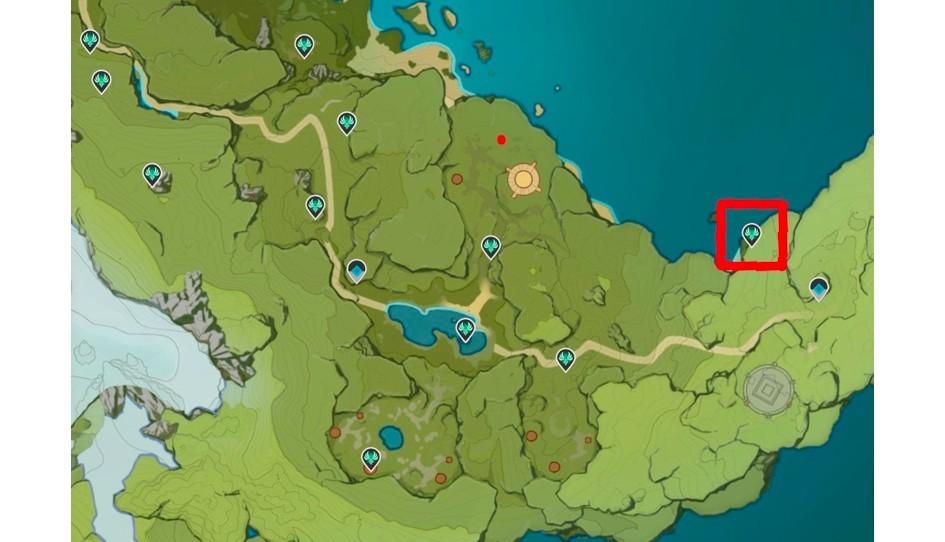 Anemoculous Locations Genshin Impact 20