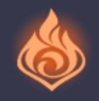 Genshin Impact Elemental Combos Pyro Symbol 2