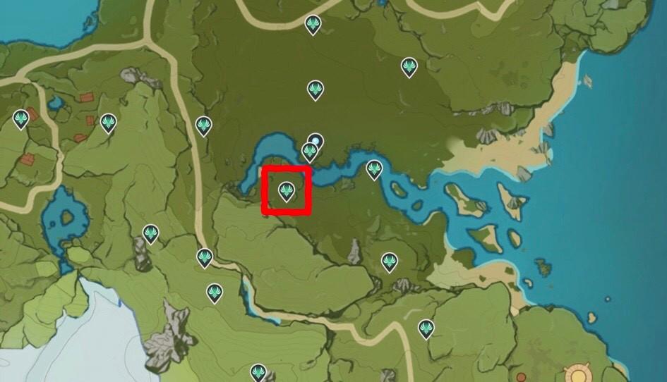 Amenoculus Location Genshin Impact 05