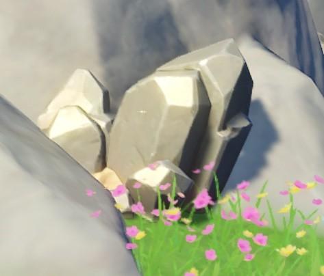 Genshin Impact White Iron Chunk