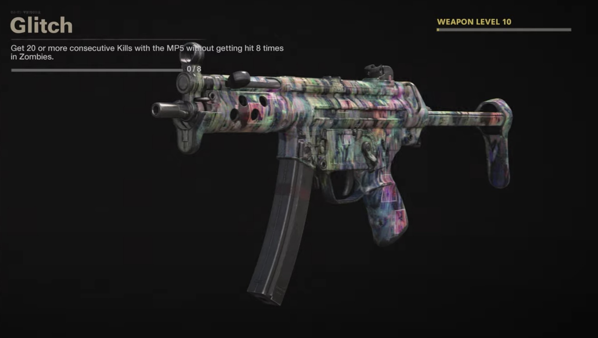 Black Ops Cold War Zombies Camo Challenges - Glitch