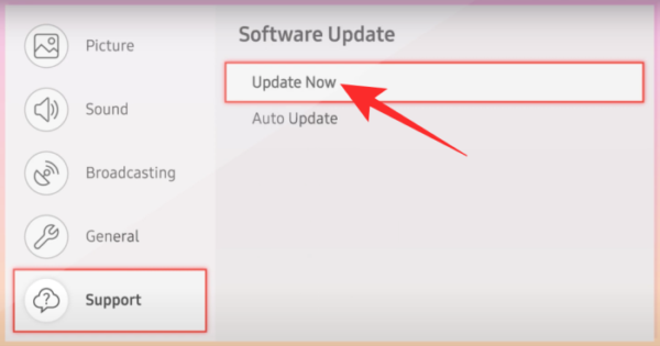 how to update hbo max app on samsung tv 5 a