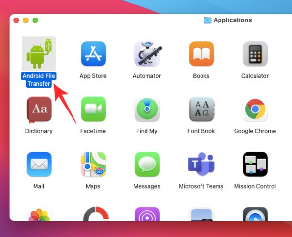 نقل الموسيقى من Mac إلى Android