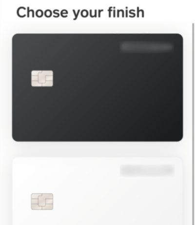 How to Order a Cash App Card - Choose Your Finish