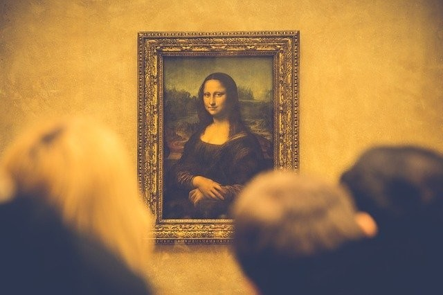 What is an NFT? Mona Lisa