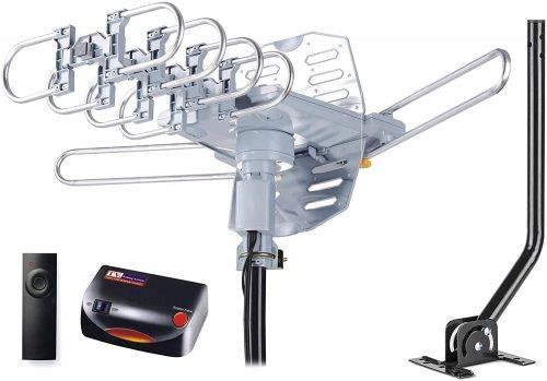 Best Antenna for TV without Cable or Internet PBD