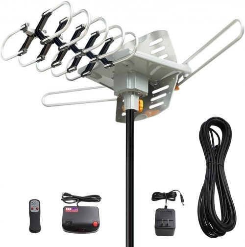 Best Antenna for TV without Cable or Internet Vansky