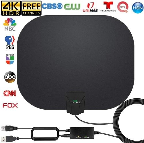 Best Antenna for TV without Cable or Internet XFtree