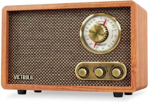 Best Bluetooth Speaker with Radio - Victrola
