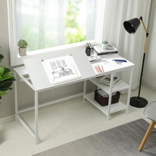 Best Drafting Table for Comic Artists Sedeta 55