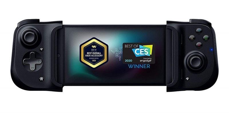 Best Gamepad for Android 2021 Razer Kishi