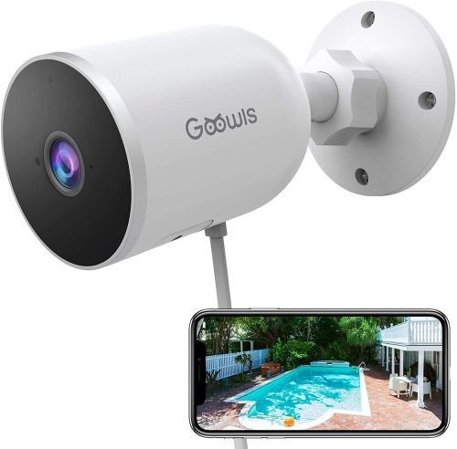 Best Home Security Cameras Without Wifi Goowls