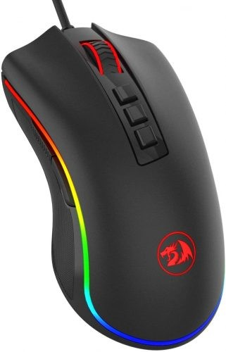 Best Mouse for Drag Clicking 2021 Redragon M711 Cobra