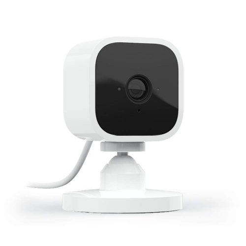 Best Security Cameras that Work with Alexa and Google Home Blink Mini