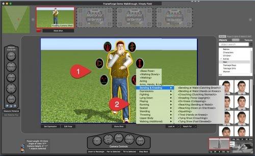 Best Storyboard Pro Alternatives 2021 Frameforge