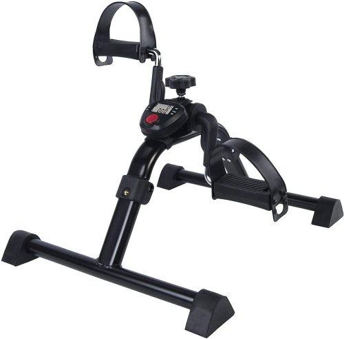 Vaunn desk bike in black