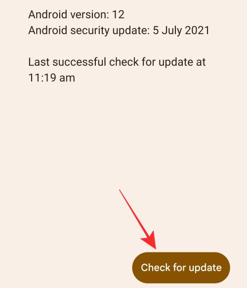 Como copiar um URL de recentes no Android 12